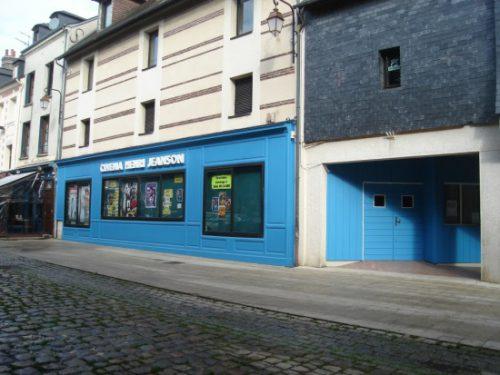 cinéma municipal henri jeanson honfleur