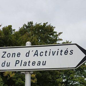 Zones artisanales