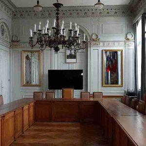 Municipalité et conseil municipal