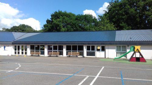école primaire claude monet à Honfleur