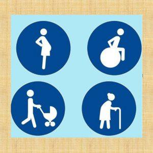 Seniors / personnes handicapées