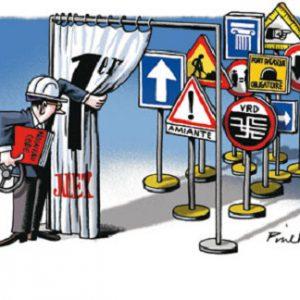 Autorisations voirie