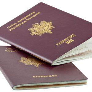 Carte identité / Passeport