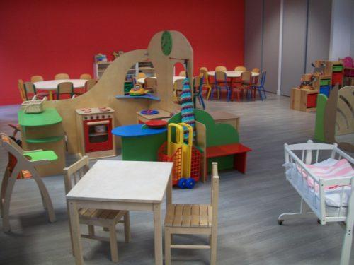 relais d'assistantes maternelles de honfleur - salle de jeux enfants