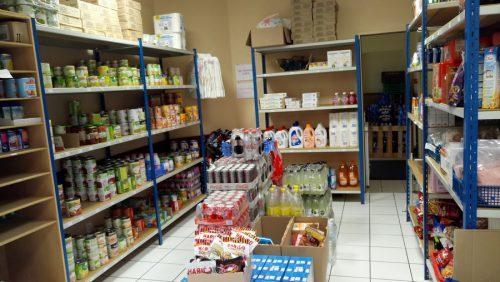 épicerie sociale de la ville de honfleur - magasin