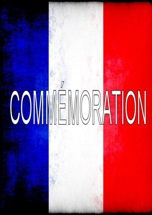 COMMÉMORATION LIBÉRATION DE HONFLEUR